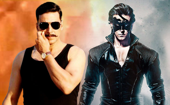 Akshay Vs Hrithik Lifetime Collection Battle