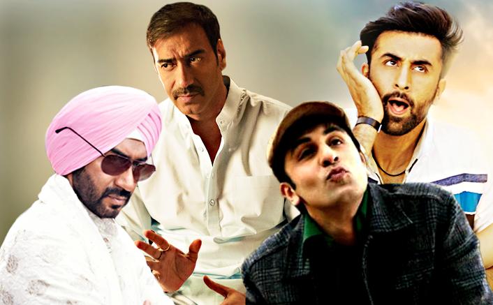 Ajay Devgn Vs Ranbir Kapoor: Lifetime Collection Battle