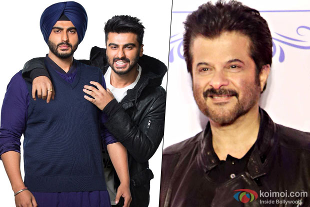 Anil Kapoor to start 'Mubarakan' shoot in January 2017