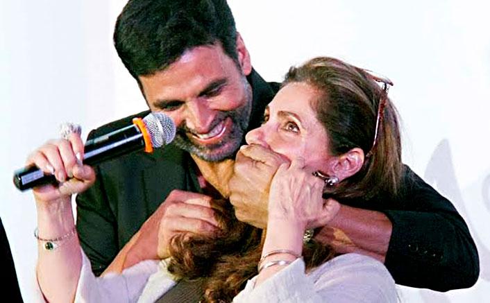 Akshay picks Dimple Kapadia as best friend in Bollywood