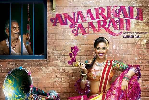 Anaarkali Of Aarah Poster