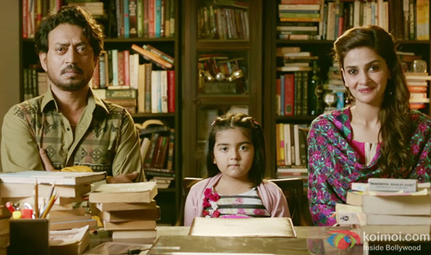 Here's The Official Trailer Of Hindi Medium | Ft. Irrfan Khan & Saba Qamar