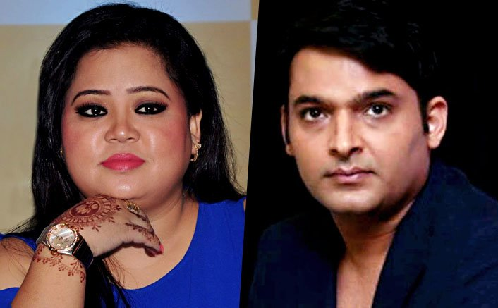 Bharti Singh Refuses To Shoot With Kapil Sharma