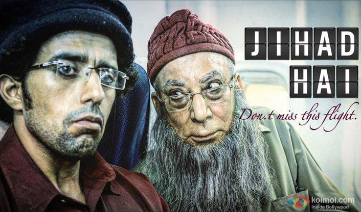 Bollywood voices all praise for Divyansh Pandit's short film Jihad Hai!