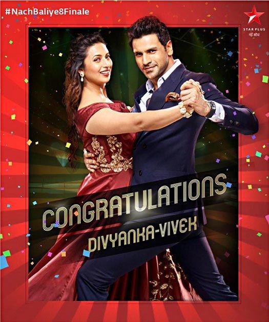 Fans made our dream come true: Divyanka, Vivek on 'Nach Baliye' win