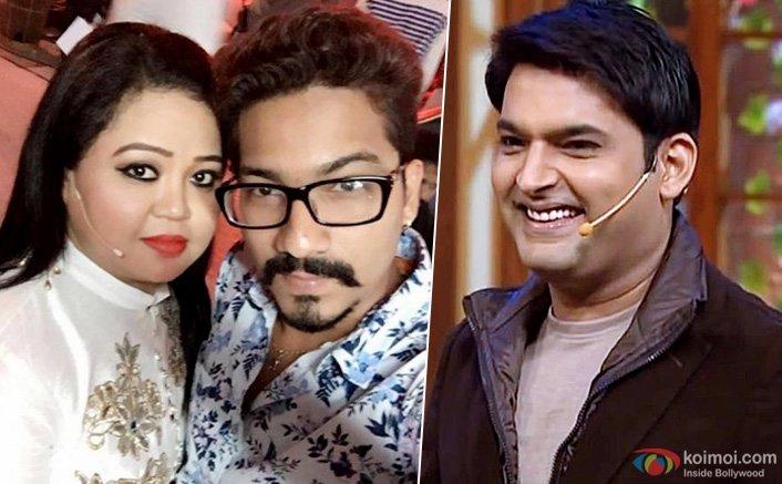 Meet New Cast Of The Kapil Sharma Show