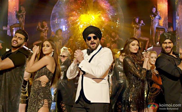Mubarakan Title Song | Anil Kapoor , Arjun Kapoor , Ileana D'Cruz , Athiya Shetty