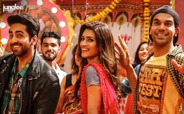 Ayushmann-Kriti-Rajkummar's Quirky Trio In Sweety Tera Drama From Bareilly Ki Barfi