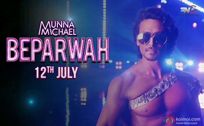 Check Out the New Behind-The-Scene Video of Munna Michael's Song Beparwah