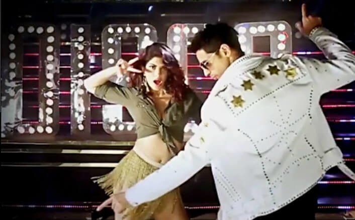 A Gentleman's New Song Disco Disco Featuring Sidharth & Jacqueline