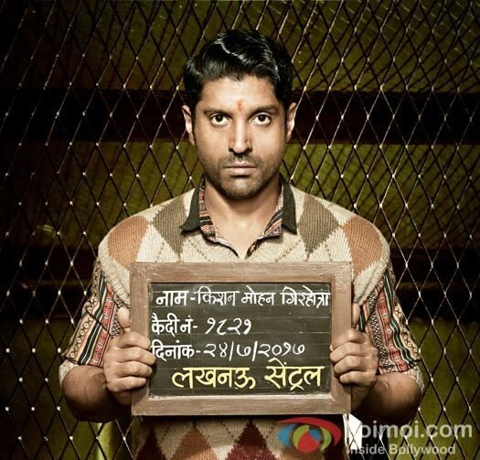 Farhan Akhtar's First Look Of Lucknow Central Is Out Of The Ordinary