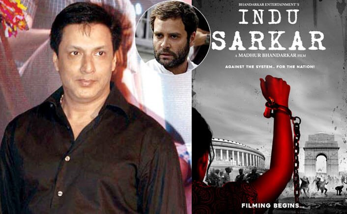 'Indu Sarkar' row: Bhandarkar asks Rahul Gandhi to take action