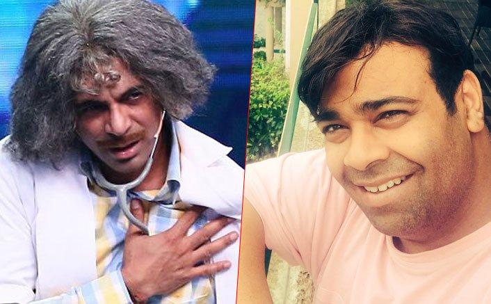 Sunil Grover & Ali Asgar Upset With Kiku Sharda's Tweet?