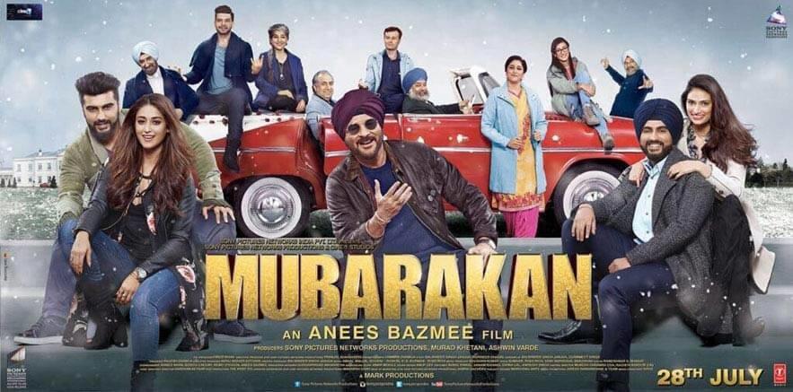 Mubarakan Review