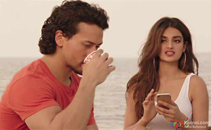 Munna Michael Dialogue - Promo : Nidhhi Agerwal have a Boyfriend ?