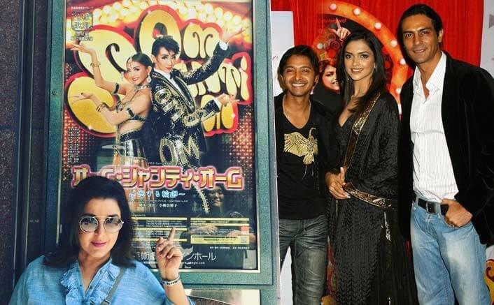 'Om Shanti Om' stars hail film's musical adaptation