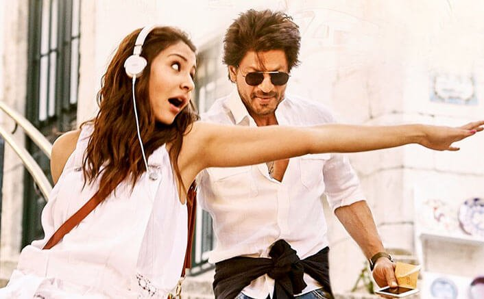 SRK's special effort to be present for the trailer launch of JHMS