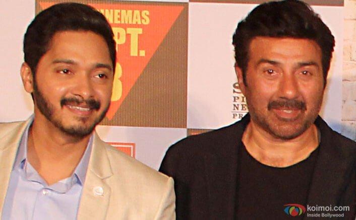Sunny Deol adds credibility to 'Poster Boys': Shreyas