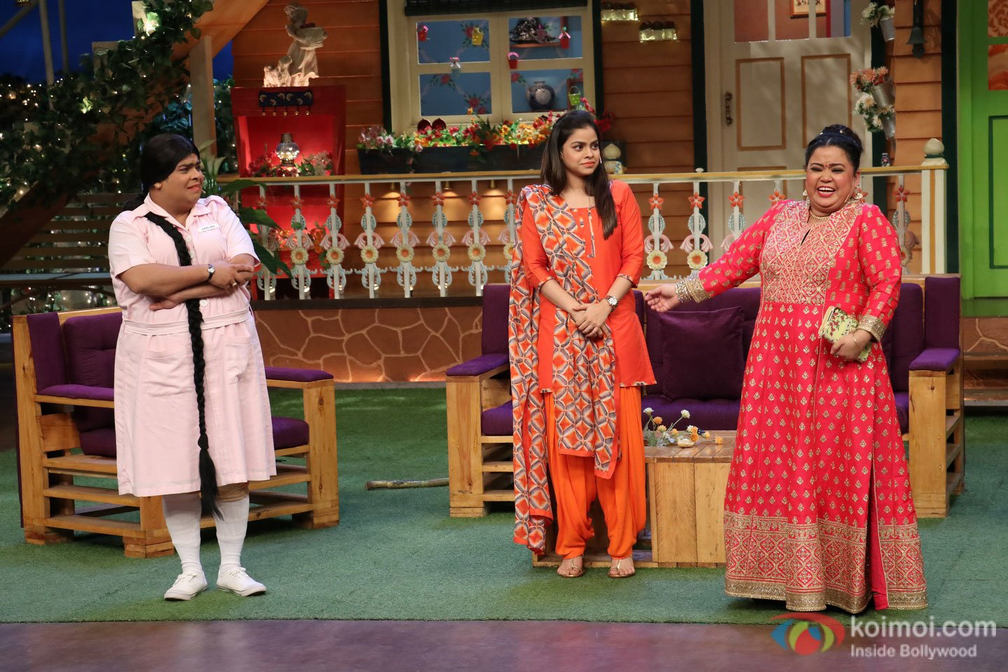 The Kapil Sharma Show's Sunday Episode: Bharti Singh Is All Happy & Excited!