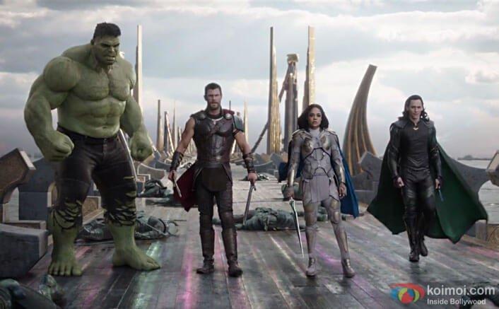 Thor Teams Up With Loki In The New Trailer Of Thor: Ragnarok & Hulk Talks
