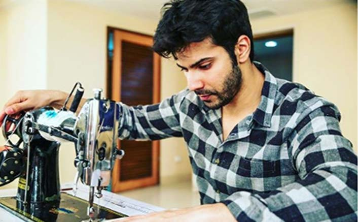Amid Anushka Sharma's Marriage, Varun Dhawan Starts Prepping Up For Sui Dhaaga