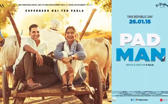 Padman Music Review