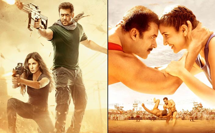 Tiger Zinda Hai Is Salman Khan's Highest Opening Weekend; Technically Beats Sultan