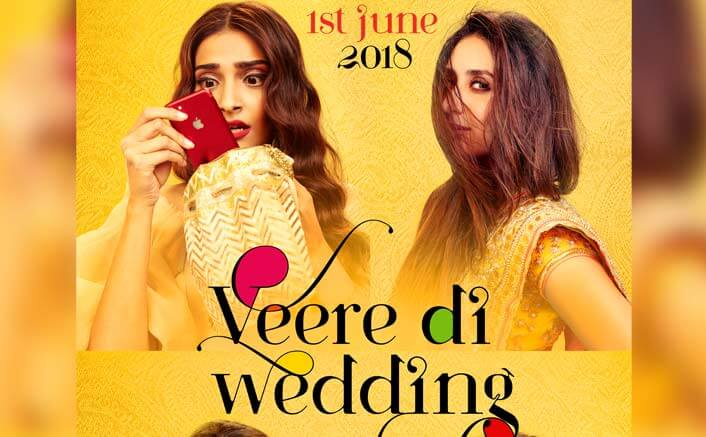 The Veere Di Wedding girls to shoot a role reversal promotional song