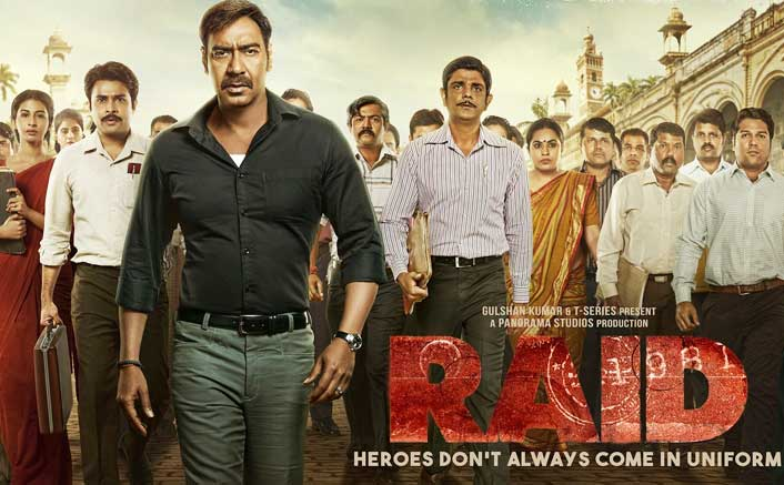 Raid Movie Review: A Break-In You Won't Mind To Be A Part Of, Thanks To Ajay Devgn & Saurabh Shukla