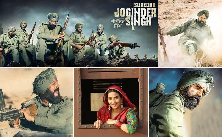 Subedar Joginder Singh Trailer
