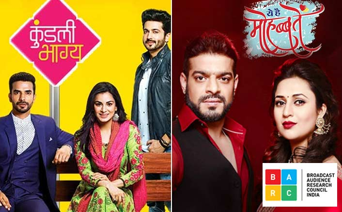 Kundali Bhagya Takes The Crown Once Again, Yeh Hai Mohabbatein
