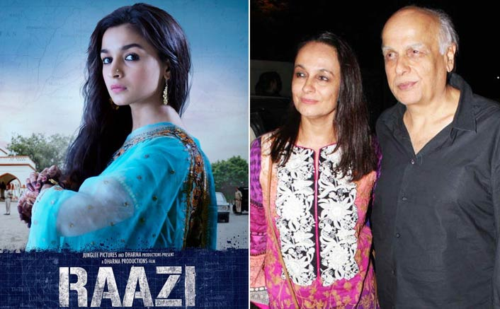 Mahesh Bhatt and Soni Razdan's reaction on the trailer....