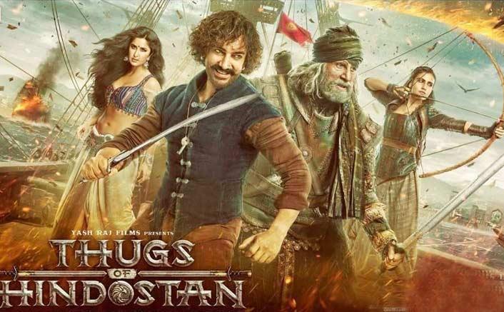 Thugs Of Hindostan Movie Review: Acharya, Bass Kar, Bass Kar, Bass Kar, Jaan Lega Kya?