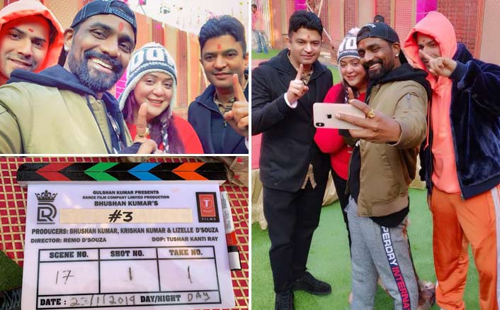 Varun Dhawan commence shoot for Bhushan Kumar and Remo D'Souza's Dance film in Punjab!