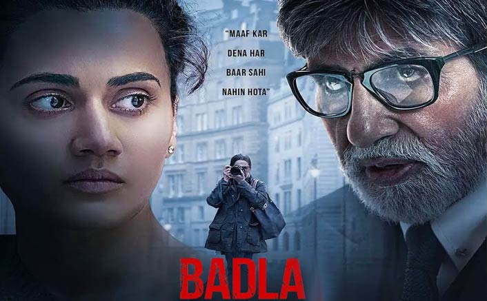 Badla Movie Review: Entangles Your Mind-Wires, Leaving You With A Mini-Stroke!