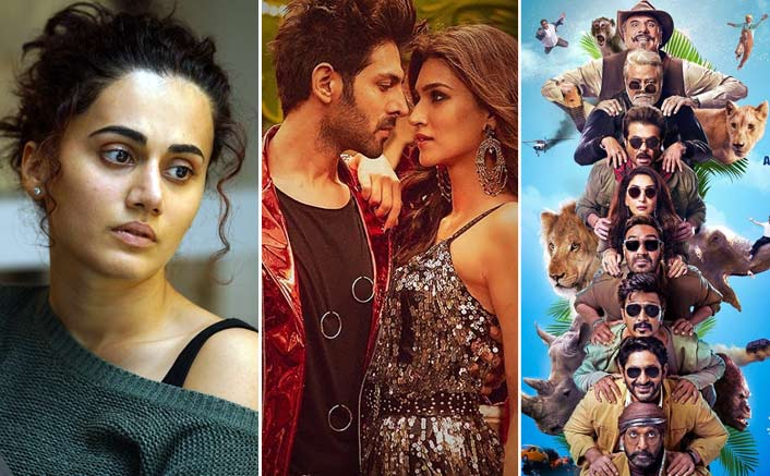 Box Office - Badla, Luka Chuppi, Total Dhamaal continue to good well