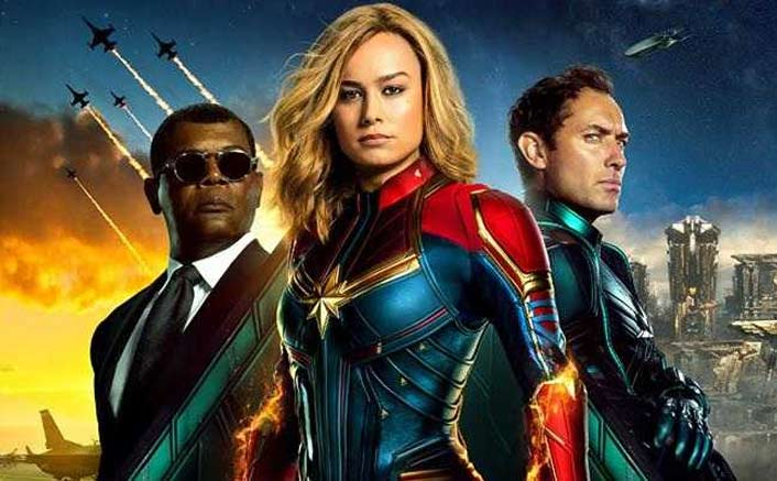 Captain Marvel Box Office Day 6 (India): Keeps Its Steady Pace Intact!