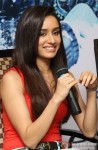 Shraddha Kapoor during the Haider's press meet in Bangalore