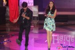 Shahid Kapoor and Shraddha Kapoor during the launch of Haider's Song Pic 1