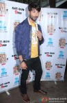 Shahid Kapoor during the promotion of 'Haider' on the sets of 'Cine Stars Ki Khoj'
