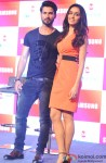 Shahid Kapoor and Shraddha Kapoor during the promotion of Haider with Club Samusung Pic 2